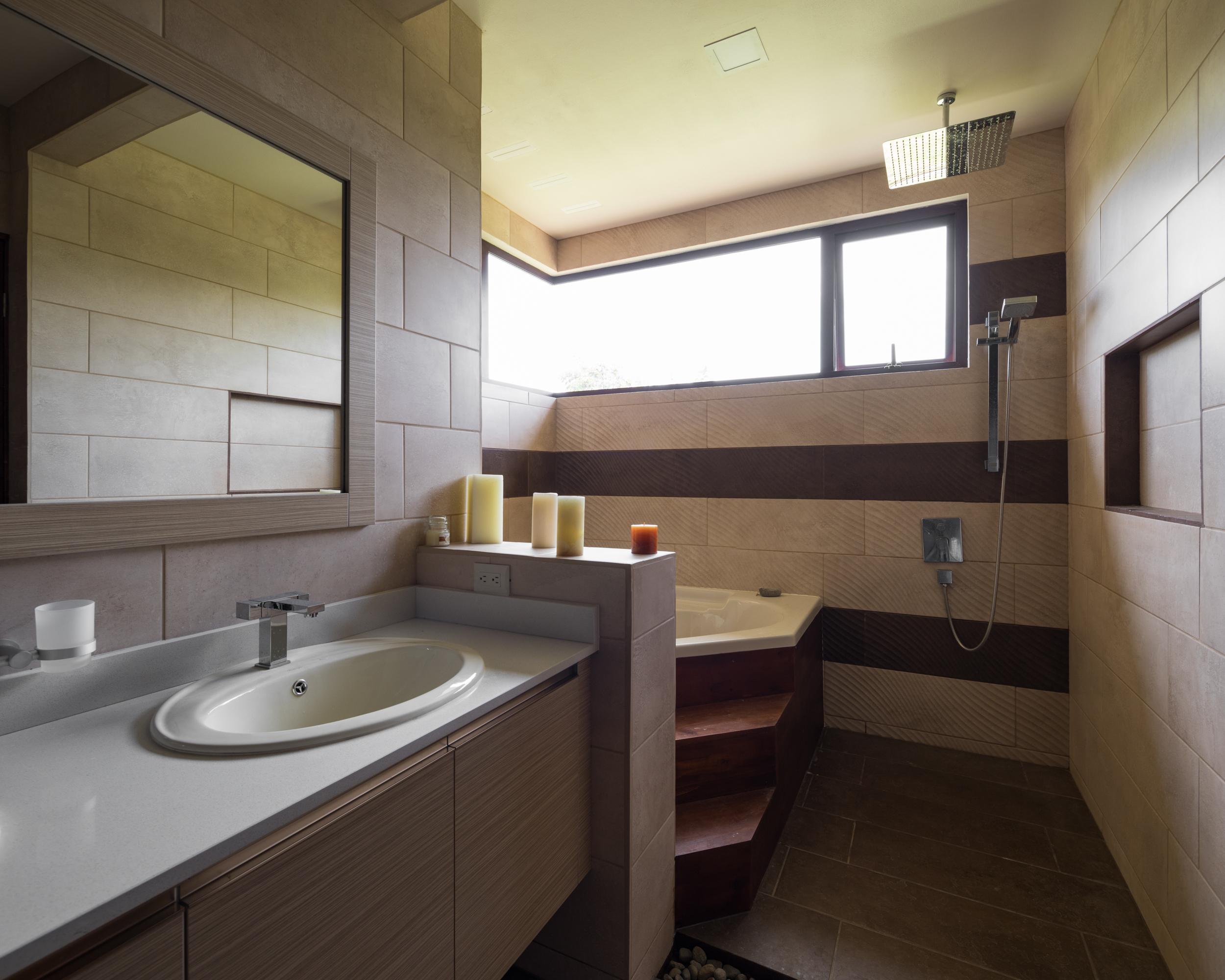 diseño baño costa rica