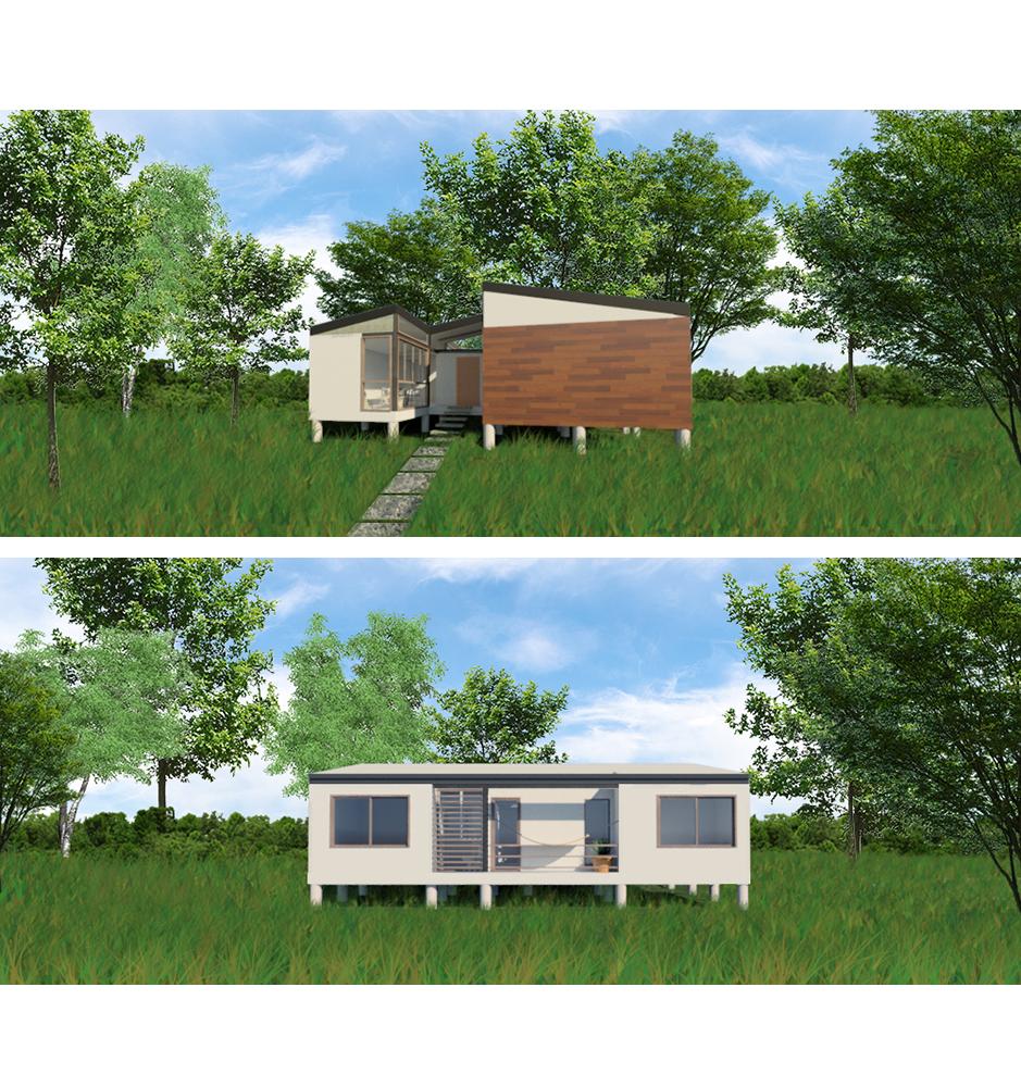 construir casa rapido