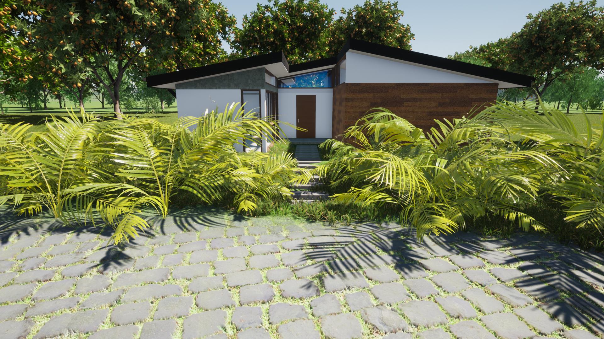 Casa lista para construir Costa Rica