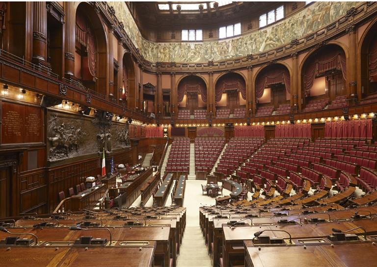 arquitectura política