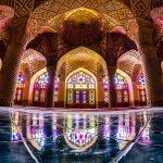mezquita rosada arquitectura