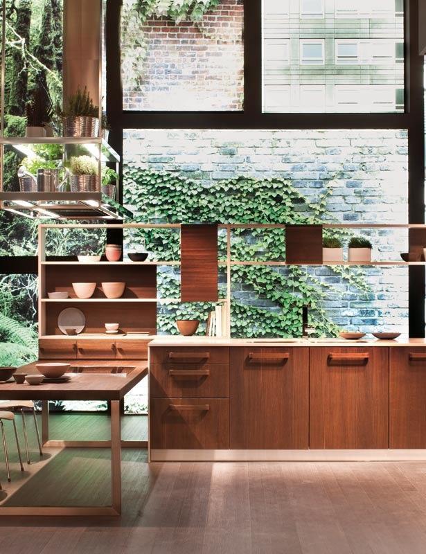interiorismo, cocina