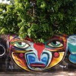 Mariano J. Haedo arte urbano
