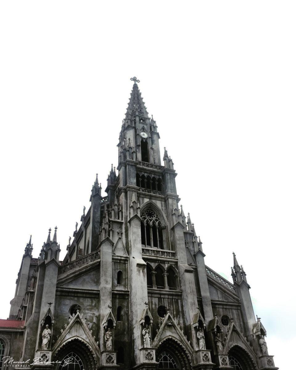 arquitectura gótica Costa Rica